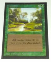 MTG Magic the Gathering BETA Collector's Edition TRANQUILITY LP