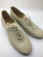 International Ladies Textile Practice Dance Shoes PreOwned, Excellent Condition