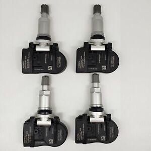 SET OF 4 NEW 433MHz TPMS SENSOR For BMW 2 3 4 i Series M2 M3 M4 X1 X2 X5 X6 MINI