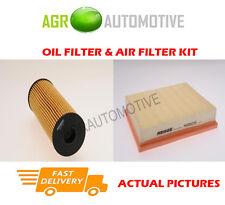 PETROL SERVICE KIT OIL AIR FILTER FOR MERCEDES-BENZ SLK200 2.0 163 BHP 1999-03