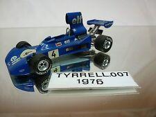 TYRRELL 007  1976 F1 DEPAILLER  -  KIT (built)  - RARE  1:43 - NICE CONDITION