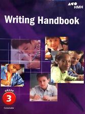 Houghton Mifflin Harcourt: Writing Handbook: Grade 3 Consumable Workbook