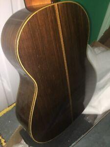 Classical guitar Asturias