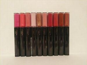 Set of 2: L'Oréal Infallible Pro-Last Lipcolor (Choose your color)