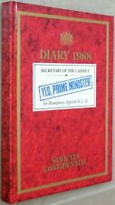 Yes, Prime Minister Diary 1988 - Secretary of the Cabinet