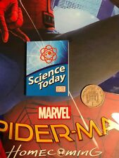 Hot Toys Spiderman Homecoming DELUXE MMS426 Science Book loose 1/6th scale