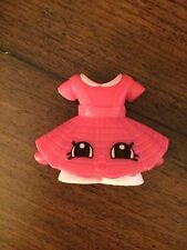 Shopkins McDonalds #M-007 SUZIE SCHOOL SKIRT Pink Version