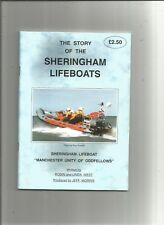 very rare the story of the sheringham lifeboats