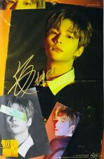 signed Stray Kids Hwang Hyun-Jin autographed photo CLE 2:YELLOW WOOD 5*7 69A