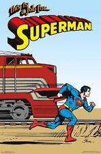 SUPERMAN - VINTAGE STYLE POSTER - 22x34 DC COMICS 16478