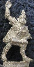 1985 DARK ELF 1101 03 C09 Légion leader citadelle elfes drow WARRIOR WARHAMMER GW