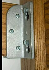 No Mortise Bed Rail Brackets / Fittings - Premium Bed Frame Hardware