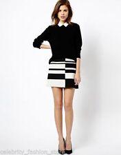 Karen Millen Knee Length Polyester Casual Skirts for Women