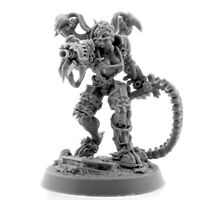 Chaos Possessed Cultist with Whip Wargame Exclusive