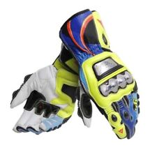 Dainese Full Metal Replica 6 Rossi Gloves - Black - MANY SIZES!