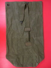 post-WWII Era US Army/USMC Canvas Duffel Bag or Sea Bag - Dated 1950 - ID'd NICE