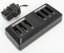 3M 6 Slot Battery Charger For XT-1 and C1060 Drive Thru Intercom Headsets C936AA