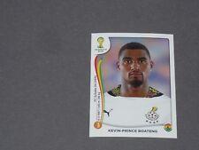 539 K-P. BOATENG SCHALKE 04 GHANA PANINI FOOTBALL FIFA WORLD CUP 2014 BRASIL