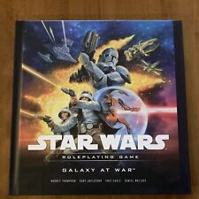 Star Wars Roleplaying Game Ser.: Galaxy at War : Roleplaying Game by Rodney...