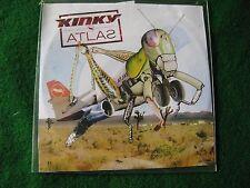 KINKY.. Atlas  (11 Track CDR Promo)