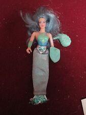 She Ra Princess of Power Motu mermista figurine vintage poupée Mattel 1985