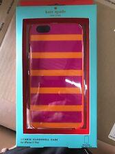 Kate Spade New York Kinetic Stripe Hybrid Hard Shell Case Apple iPhone 6+ New