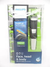 Philips Norelco 18 Pieces MG5750/49 Multigroom 5000 All-In-One Trimmer Series