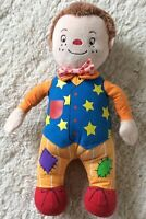 SOMETHING SPECIAL - MR TUMBLE - TALKING SOFT PLUSH TOY - BBC CBEEBIES