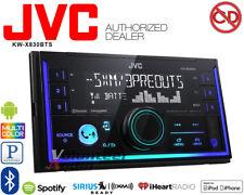 JVC KW-X830BTS Double Din Digital Media Radio Bluetooth Pandora SiriusXM Ready