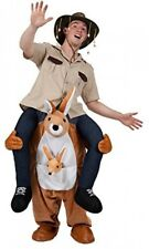 Carry Me Kangaroo Ride On Piggy Back Mascot Christmas costume fancy party dress