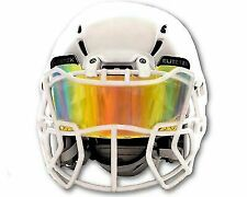 Prizm Football and Lacrosse Eye-shield Facemask Visor by EliteTek Fits Youth
