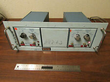 2 Pacific Measurements 1008 AC-DC Converters In Rack Mount As-Is