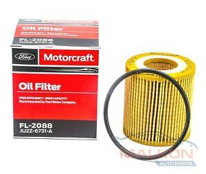 ENG OIL FILTER FOR FORD RANGER 2.2/3.2 EVEREST MAZDA BT50 FL2088 ref BB3Q6744BA