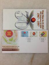 (JC) 30th Anniversary of ASEAN 1997 - FDC (A)