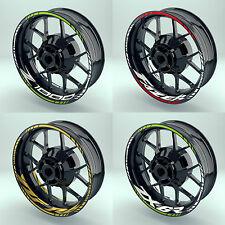 """jante rim Moto wheelsticker (AUTOCOLLANT DE ROUE ) """" Moto Modèle """""""