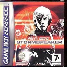 STORMBREAKER  ALEX RIDER             ----   pour GAME BOY ADVANCE  // BE