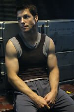 Jamie Bamber Hunky Pose Muscle Arms Battlestar Galactica 11x17 Mini Poster
