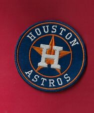"🔥HOT HOUSTON ASTROS 'Blue 3 1/4"" Iron on Patch Free Shipping"