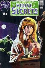 "Dc Comics House of Secrets #92 Comic 1st App Swamp Thing 8.5""x11"" Wall Poster"