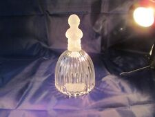 Annual Goebel Crystal Glass Bell — First Edition — Christmas Bell — 1979