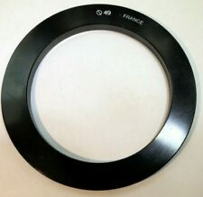 Cokin 49mm Adapter Ring for A series Square holder Lens genuine made in France