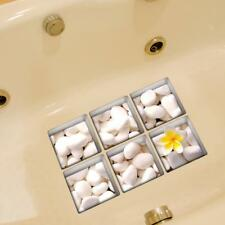 3D Self-adhesive Bathtub Non-slip Appliques Stickers Decals Tub Tattoos #5