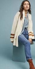NWT Anthropologie Mulberry Stripe Cardigan Sweater Size Medium