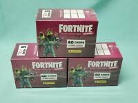 Panini Fortnite Reloaded Serie 2 Trading Card 3 x Blaster Box je 5 Booster