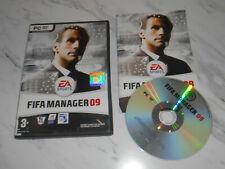 FIFA Manager 09-PC-Spiel mit Handbuch-EA SPORTS Fußball * 2009