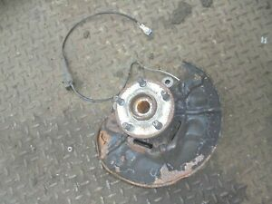 toyota avensis 1.8 - DRIVER front hub (2003-2006)