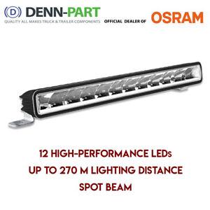 Osram LED Lightbar LEDriving Spot Beam Light Bar SX300-SP