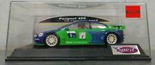 SPIRIT 1/32 Peugeot 406 Silhouette Esso #9 Slot Car Ref 0501105 NOS