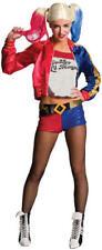 Rubie's Harley Quinn Ladies Fancy Dress Halloween Suicide Squad Costume Uk12 -14