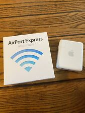 Apple Airport Express A1084 54 Mbps Wireless G Router